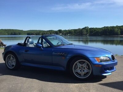 1998 BMW M Roadster & Coupe  1998 BMW Z3 M Roadster