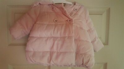 0 to 3 months baby girl next jacket
