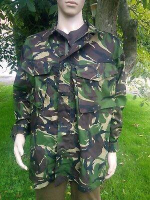 British Army Lightweight DPM Combat Jackets / Shirts Woodland Camo BRAND NEW