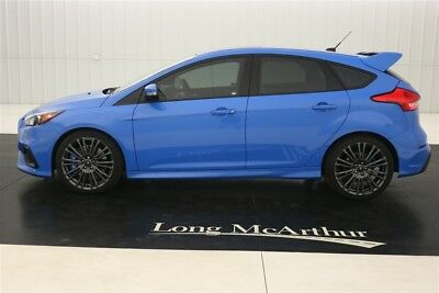 2017 Ford Focus RS AWD 350 HP HATCHBACK MSRP $38585 350 HP 350 TORQUE WRX STI KILLER FORD PERFORMANCE AWD DYNAMIC TORQUE VECTORIN