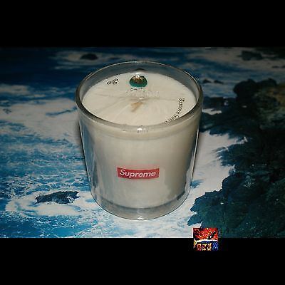 Supreme x Kuumba Candle Box Logo Virgin Mary Brand New Box Logo Cup Frankincense