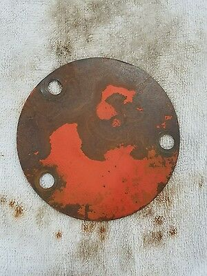 allis chalmers tractor parts side cover/pulley drive cover