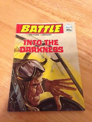 BATTLE LIBRARY - 200 - Into the darkness