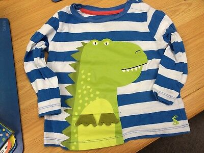 Baby Boy Joules Top 12-18 Months RRP:£22