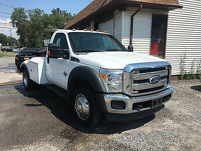 2012 Ford F450 Dual-Tech American Muscle Auto Loader Low Miles Super Clean!!!