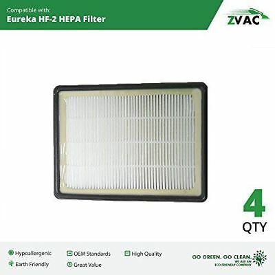 Test Eureka HF2 Part # 61111 HEPA Filter By ZVac