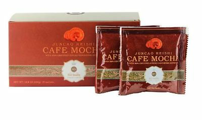 Organo Coffee Mocha (15 sachets) with Organic Ganoderma Reishi Mushroom Extract