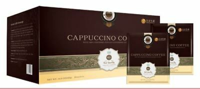 Organo Coffee Cappuccino (20 sachets) with Organic Ganoderma Reishi Mushroom