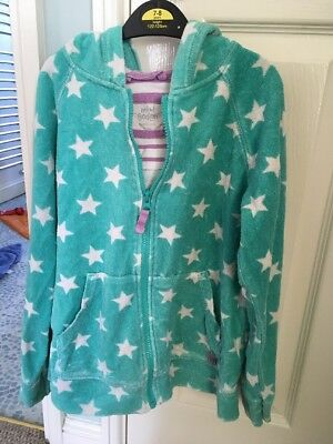 Mini Boden Towelling Hoodie 9-10yrs