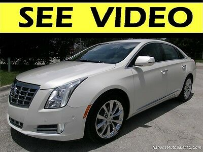 2014 Cadillac XTS Luxury Collection 2014 Cadillac XTS Luxury Collection,Automatic Parking System,Bluetooth,SEE VIDEO