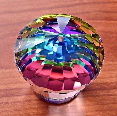 Swarovski Carousel Cupcake Paperweight - Retired in 1983 - Mint Condition