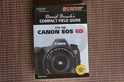 Compact field Guide for the Canon EOS 6D by David Busch