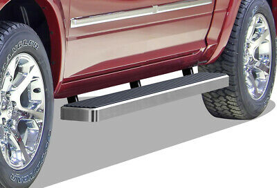 "6"" iBoard Running Boards Fit 09-17 Dodge Ram 1500/2500/3500 Crew Cab"