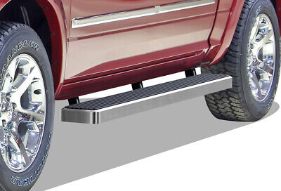 "iBoard Running Boards 6"" Fit 09-18 Dodge Ram 1500/2500/3500 Crew Cab"