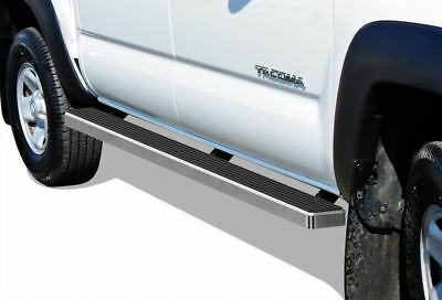 """iBoard Running Boards 5"""" Fit 05-18 Toyota Tacoma Double Cab/Crew Cab"""