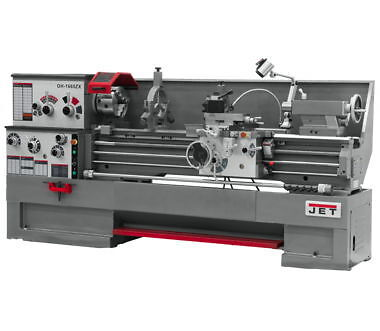 NEW Jet 321930 GH-1640ZX LARGE SPINDLE BORE LATHE