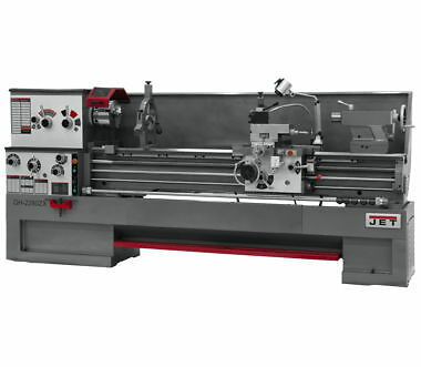 NEW Jet 321970 GH-1880ZX LARGE SPINDLE BORE LATHE