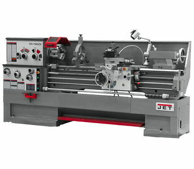 NEW Jet 321940 GH-1660ZX LARGE SPINDLE BORE LATHE