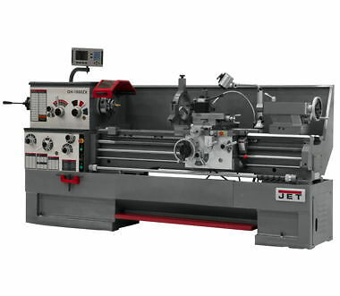 NEW Jet 321599 GH-1880ZX LATHE W/300S,COLLET