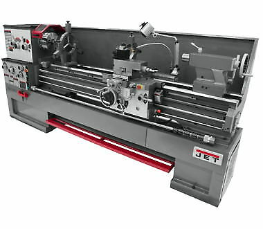 "NEW Jet 321890 GH-26120ZH LATHE 4"" BORE"