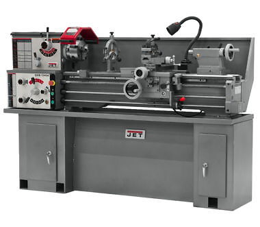 NEW Jet 321357A GHB-1340A, Gear Head Bench Lathe