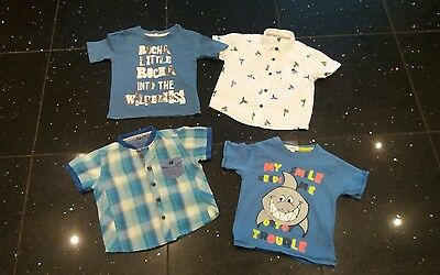 Boys  Bundle -  12-18 Month - Ted baker, Rocha and bluezoo.