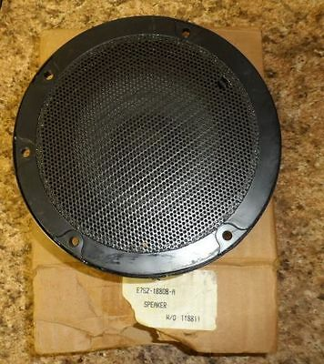 NOS 1987 1988 Ford Thunderbird Merc Cougar Speaker Door 6 inch  E7SZ-18808B