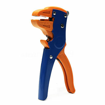 Multi Functional 2 In 1 Cable Wire Stripper Cutter Pliers Crimper Crimping Tool