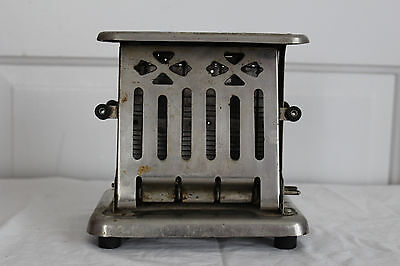 Antique Thermax toaster patent 1914