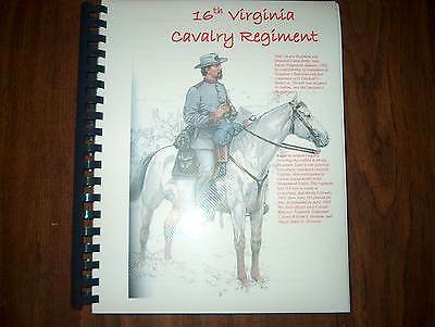 Civil War History of the 16th Virginia Cavalry Regiment