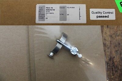 GE PEC 75  Biopsy Needle Guide for RSP6-16-D probe transducer