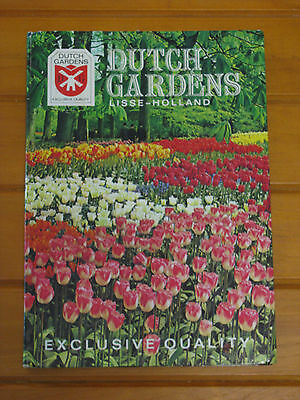 Dutch Gardens Lisse - Holland Bulbs Flowers Display Picture Book