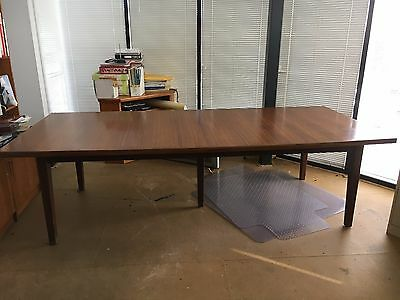 Boardroom Table - Solid Timber