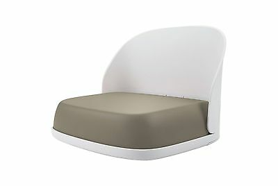 1 OXO tot Perch Booster Seat For Big Kids 3 Years & up Max Weight 70 lbs Gray