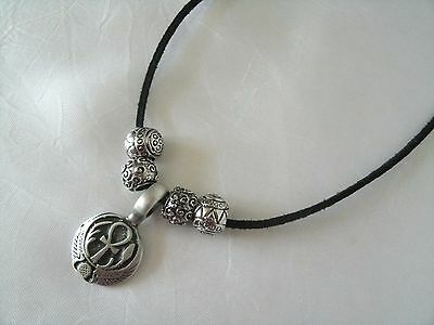 Ankh Necklace, wiccan pagan wicca witch witchcraft metaphysical magic gothic