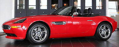 2001 BMW Z8 Base Convertible 2-Door 2001 BMW Z8 USA SPEC clean carfax with hard top non smoker no accidents florida