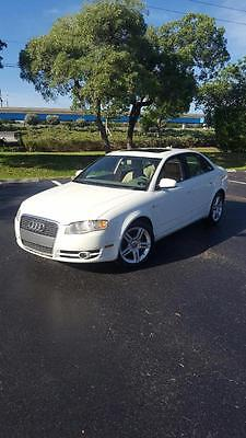 2006 Audi A4 Base Sedan 4-Door 2006 Audi A4 2.0L TURBO GREAT LOOKING CAR one owner vehicleNO RESERVE AUCTION!!