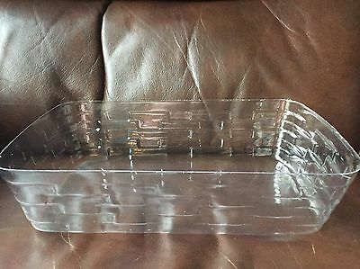 NEW Longaberger Small Gathering OR Pantry Basket Protector - FREE SHIP