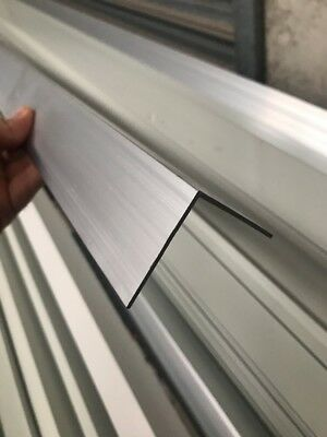 50 X 50 Angle Anodised Aluminium Extrusions For Coolroom 5.8m