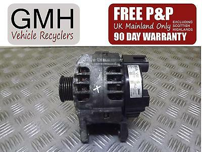 Volkswagen Polo 1.2 Petrol Alternator Without Ac Engine Code (Bmm)  2005-2009↕