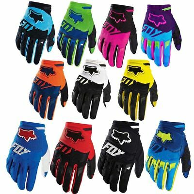 11 Colors  2017 Racing Gloves Motor Cycling,Offroad,Motocross MTB XC DH ATV