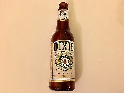 Rare-Dixie Beer By Dixie Brewing Beer Bottle