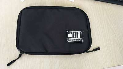 Portable Electronic Accessories USB Cable Drive Organizer Bag Travel Insert Case