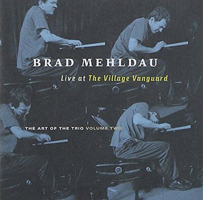 Brad Mehldau - The Art Of The Trio Volume 2  Live At The Village Vanguard [CD]