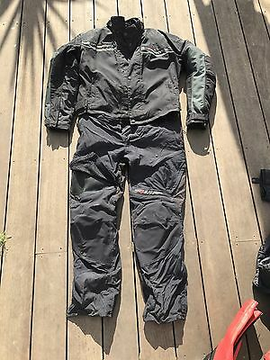 Dainese Suit - Two Piece All Weather