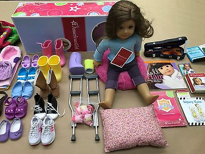 American Girl Doll #23 and LARGE Lot of Clothes and Accessories