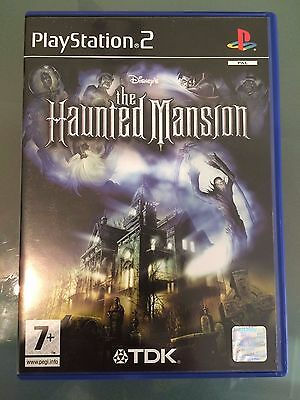 The Haunted Mansion (Sony PlayStation 2, 2003)