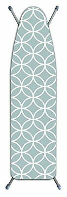 Westex IB0305 Deluxe Ironing Board Cover Grey Circles
