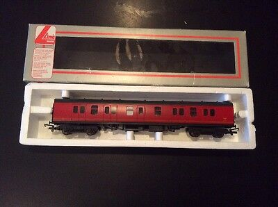 Lima 305347A2 Post Office Coach Red 80861
