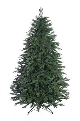 Christmas Tree Luxury Traditional Forest Green 2 sizes - Alpine Spruce